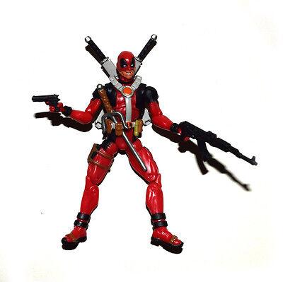 """Marvel Universe 3.75"""" Deadpool Half Masked Loose Action Figure"""