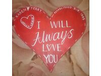 Always love you heart