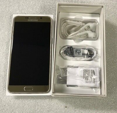 Samsung Galaxy Note 5 SM-N920T 32GB Gold UNLOCKED T-MOBILE  METRO PCS AT&T etc