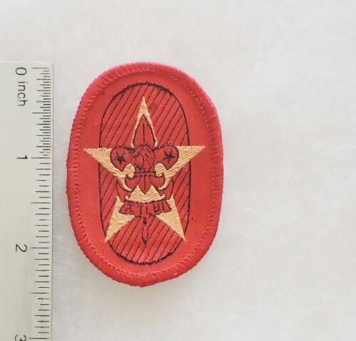 US Boy Scout Patch