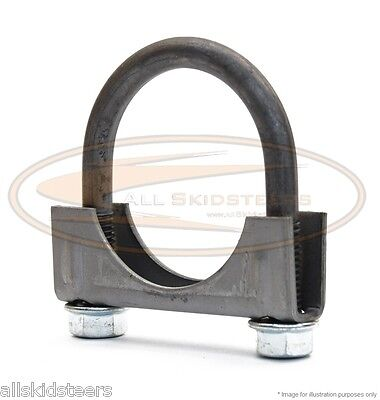 Bobcat Skid Steer Exhaust Muffler Clamp T140 T180 T190