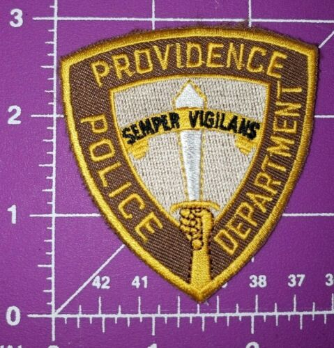 Providence Rhode Island patch