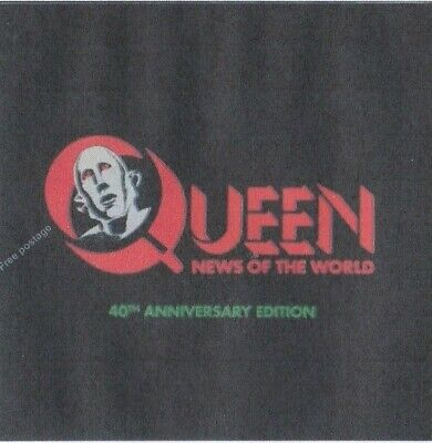 QUEEN - News of the world (40th anniversary edition box set / New & sealed)