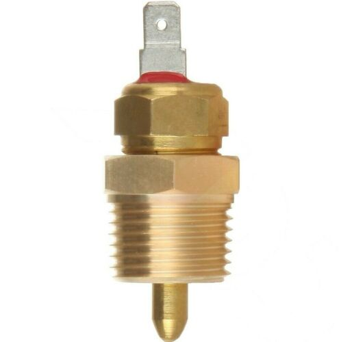 """3/8"""" 1/2"""" INCH NPT ADAPTER FAN GROUNDING THERMOSTAT SWITCH COOLANT TEMP SENSOR"""