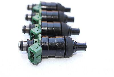 2000cc Matched Fuel Injectors 340lph FUEL PUMP B16 D15 H22 D16 B20 ALL FUELS E85