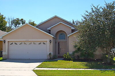 4626 Florida Villas For Rent 4 Bedr Home With Conservation View Close To Disney