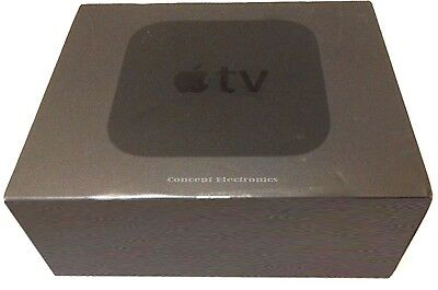 Apple TV 4th Gen MLNC2LL/A 64GB WiFi Wireless Digital 1080p HD Media Streaming