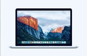 MacBook Pro 13.3 256GB 8G Mid2015