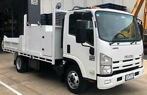 2010 ISUZU NPR400 TIPPER Derrimut Brimbank Area Preview