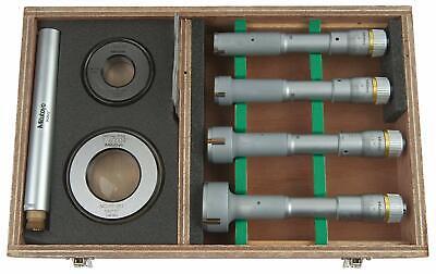 Mitutoyo 368-918 Holtest Vernier Inside Micrometer Set 0.8 - 2
