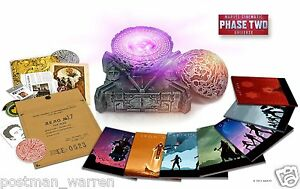 Marvel Cinematic Universe: Phase Two 2 - Avengers - Blu-ray Bluray 3d - In-Stock
