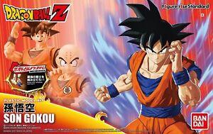 Figure Rise Standard Dragonball Z Son Goku Gokou model kit Bandai USA Seller