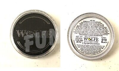Wolfe Brothers Black 45 gram Face Paint - Painting](Wolf Face Paint)