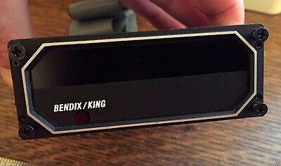 Bendix King Avionics Test Equipment Pcb Led Backlit Display I264 2012 28-90