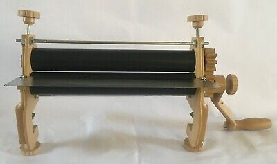 Dough Sheeter Antiadherent Rollers 12 Bakery Bread Pizza Pasta Puff Pastry