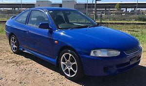 2003 MITSUBISHI LANCER MR COUPE - AUTO + RWC + COLD AIR Eagle Farm Brisbane North East Preview