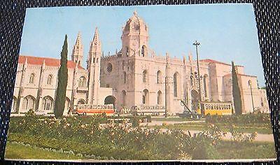 Portugal Lisboa Mosteiro dos Jeronimos - posted 1991