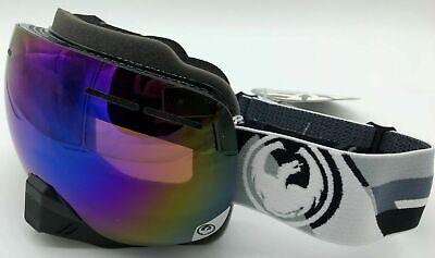 Dragon X1s SM-16025 Shear Flash Blue POLARIZED Snowmobile Snowboard Ski (Dragon X1s)