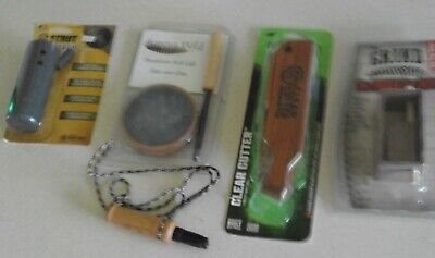 Wild Turkey Hunting Game Calls. Lot Of 5 Calls. No Reserve Auction USA Made