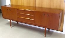 STUNNING MIDCENTURY DANISH STYLE TEAK SIDEBOARD by MCINTOSH Rochedale Brisbane South East Preview