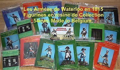 LES ARMEES DE WATERLOO EN 1815