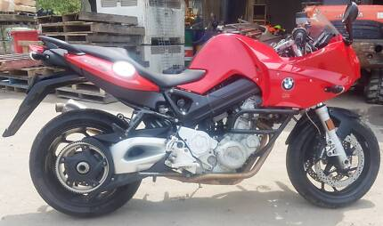 2007 BMW F800S RED Brooklyn Hornsby Area Preview