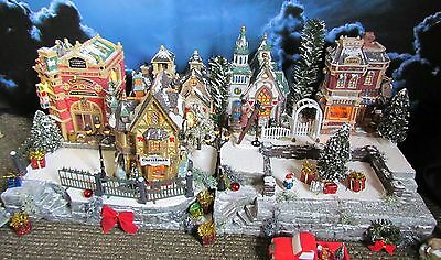 Realistic Dept 56 Village Displays