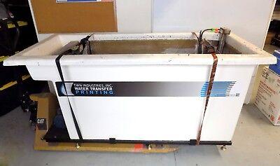 Twn Fiberglass Hydrographic Hydro Dip Tank Water Transfer Starter Kit W Extras