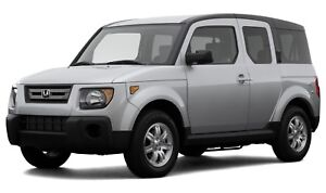 Looking for Honda Element 2006+