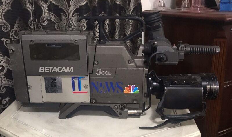 Sony Color Video T.V. Camera 3CCD BVP-5
