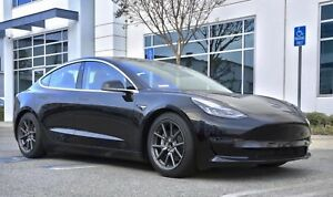 2018 Tesla Model 3 Batterie 495 km, Cuir noir Berline
