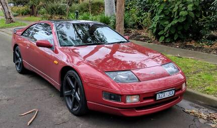 Nissan 300ZX 1993 N/A Automatic Swap with Van