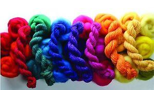 laine soie tissu pigment vetement habillez teinture peinture - Colorant Vetement