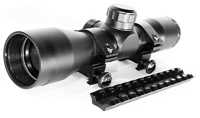 Marlin 1895  336  444 Picatinny Rail Scope Mount With 4X32 Hunting Scope Kit