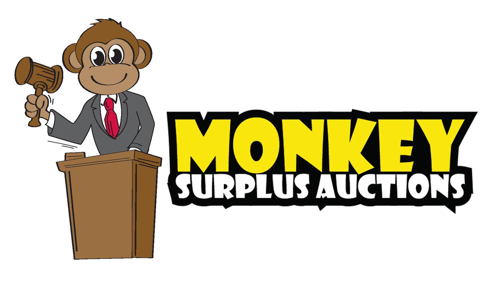 MONKEY SURPLUS AUCTIONS