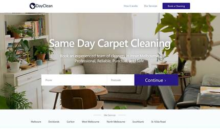 End of Lease Cleaning & Carpet Cleaning with FIXED PRICES!