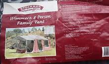 Stockman Weekender 8 Person Tent Tingalpa Brisbane South East Preview
