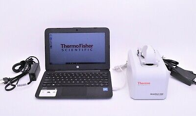 Thermo Nanodrop 2000 Uv-vis Spectrophotometer And Laptop Software Wwarranty