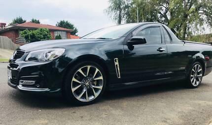 Holden VF SSV Ute. Manual. Exhaust