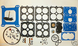Holley 1850 3310 Carburetor Rebuild Kit 4150 600 750 Secondary Diaph EtOH Resist