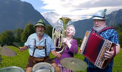 German Oktoberfest Band