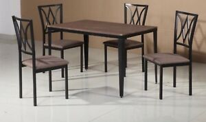 5-piece Dining table set for 249