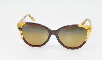 Maui Jim Sunshine Sunglasses HS725-62 ~ Tortoise/Bronze 56 18 (Sunshine Sunglasses)