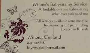 Winnie's Babysitting Services Noble Park Greater Dandenong Preview