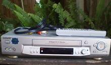 Sony SLV EZ715 VHS Video Player Recorder Hi-Fi Remote South Yarra Stonnington Area Preview