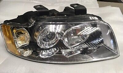Audi A4 /S4 03-05 Passenger Right Headlight Assembly XENON HID OEM, Great Shape