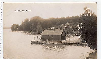 NEAR KESWICK: Ontario Canada postcard (C7513)