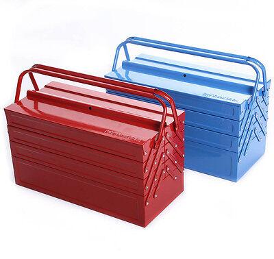 Werkzeugkasten Werkzeugkiste Werkzeugbox aus Stahlblech… |