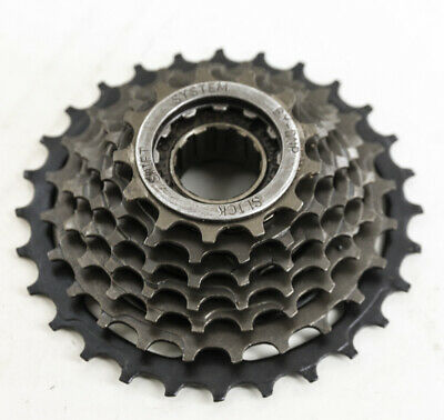 Shimano MF-TZ31-7 Speed Flywheel Mountain Bike Bicycle Freewheel Screw-On 14-34T