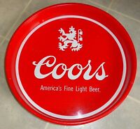 Authentic Coors Tray